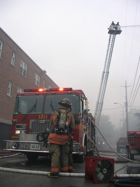 October 12, 2005 - 3rd Alarm - 15 Norris Cr
