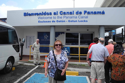 2013-12 Cruise: The Panama Canal