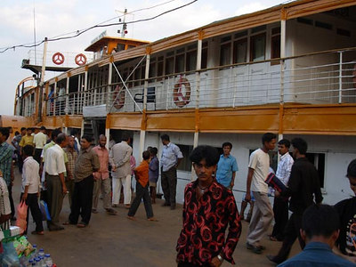 Bangladesh: Boat from Dhaka to Khulna (2006)