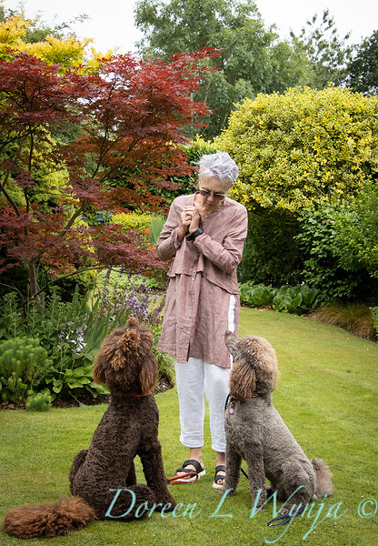 Jacky O'Leary designer and her poodles_2885.jpg
