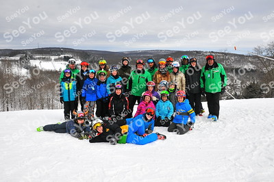 Mountain Adventure Team Saturday Group