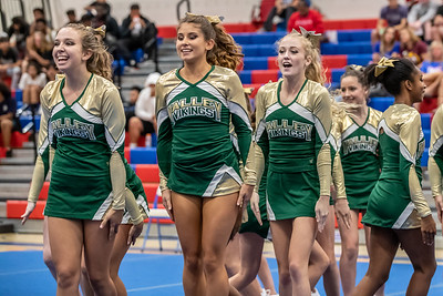 Cheer Loudoun Valley