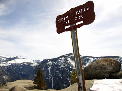 Yose. Falls/Sequoias/Hetch Hetchy: Mar 20-21, 2010