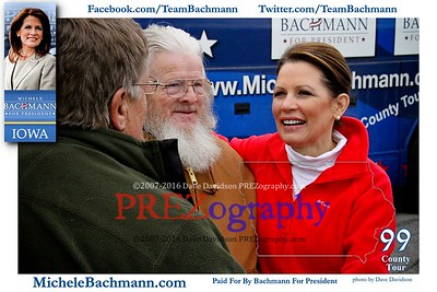 Michele Bachmann 99 Tour Part 4