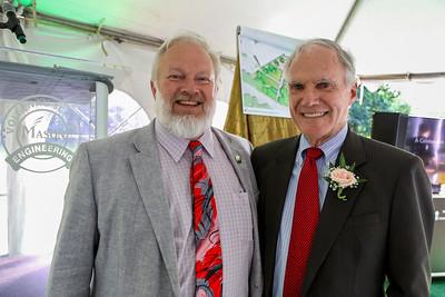 Lloyd Griffiths, PhD Retirement Reception