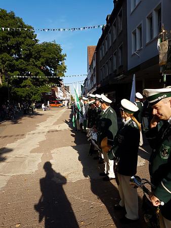 Schützenfest Dorsten Altstadt 30.08.2019
