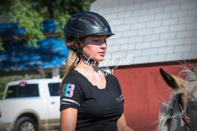 Horse Rider 88 Black