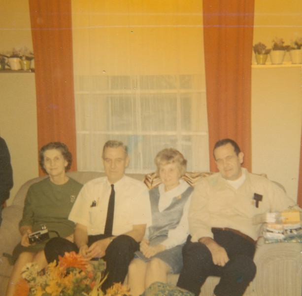 Orpha, Earl, Eileen & Ellis Sullivan  - circa late 1960s.jpg