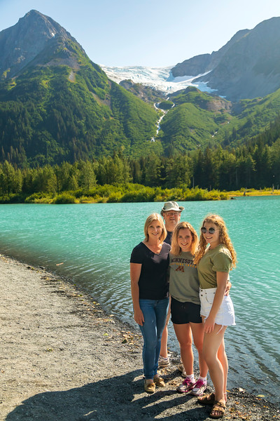 Trail of Blue Ice & Byron Glacier Trail