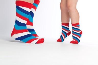 Kid's & Adult Socks