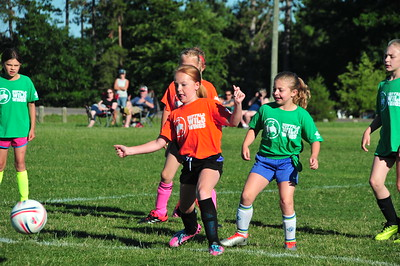 SSA Soccer The Little Ones