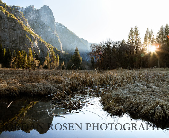 Landscapes for Rush Creek