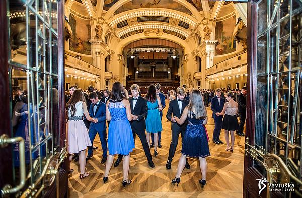 Taneční lekce v Obecním domě 2021