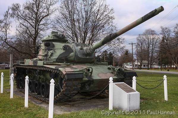 VFW Post 7466 - Poestenkill, NY - M60A3