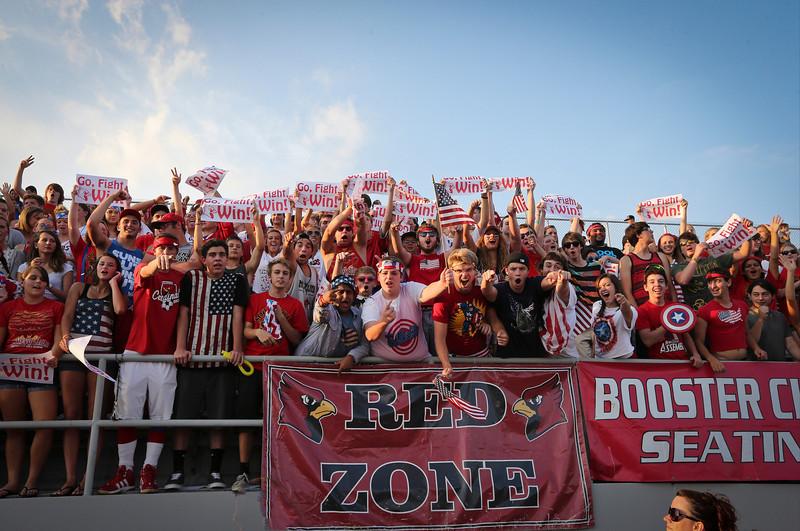 Southport Football vs Mooresville 2013