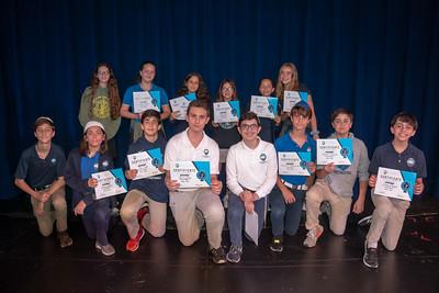 Middle School Academic Awards