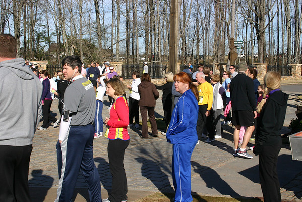 Russell Forest Run 2012