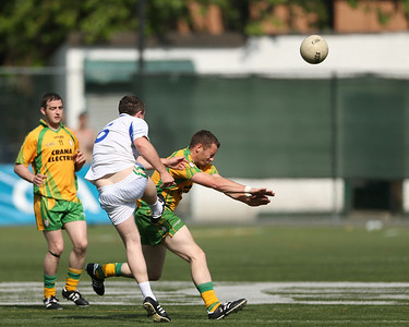 Gaelic Park Football Leitrim v Donegal 130609