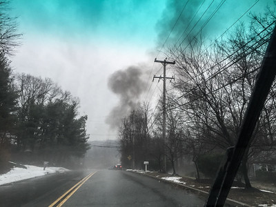 Vehicle Fire - Springfield Twp.