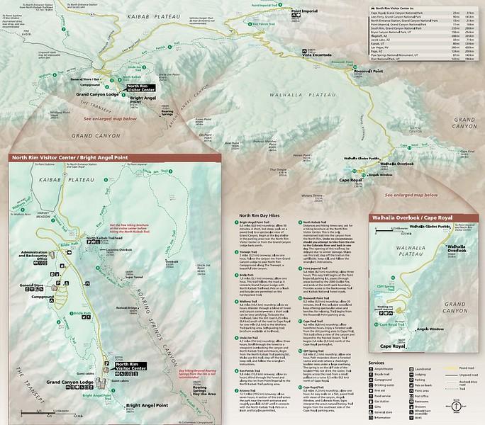 Grand Canyon National Park (North Rim)
