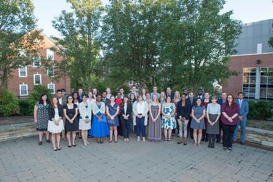 34917 Graduate Fellowship Group Photo