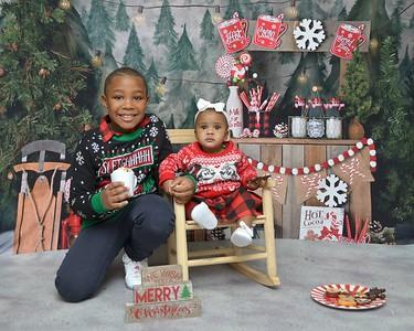 Matai & Alaina Christmas 2020