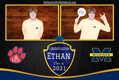 Ethan's Grad Party 2021
