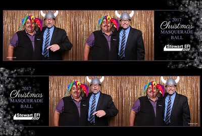 Stewart EFI Christmas Masquerade Party