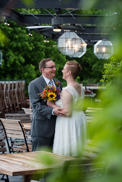 Carolyn & Alex - Boathouse Hopewell Wedding