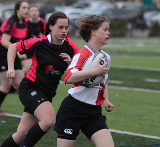 CHS v. Kenmore Girls Rugby 19April2015