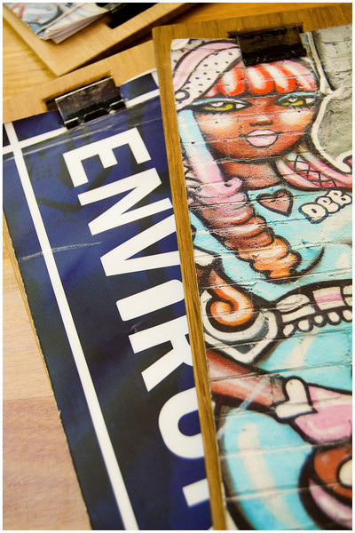 Tres Cool Menu @ Environs