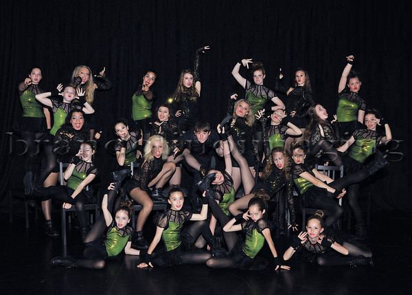 Picture Day 2014 (On Broadway Dancers)