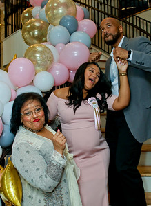 Aslean & Jason Baby Shower 2018