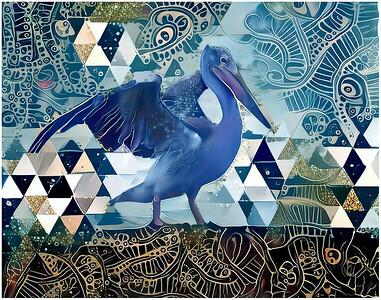 Pelican solitary