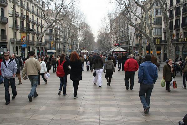 Barcelona January 2008 Part 1