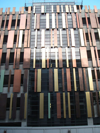 Nottingham MSCP- JustFacades.com Aurubis Copper