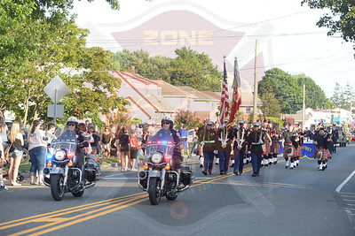 East Meadow F.D. 6th Battalion Parade 8/25/18