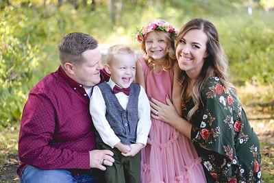 Blaha Family Fall 2019