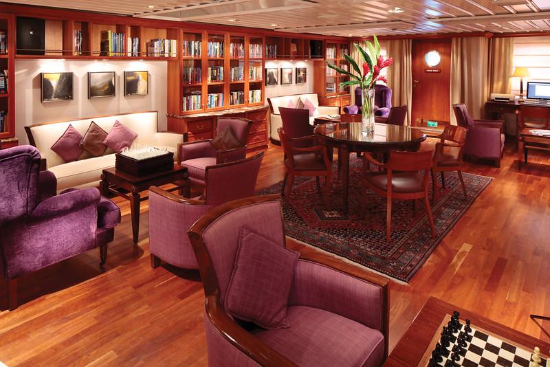 SeaDream Yacht Club - Library