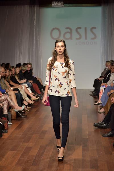 Oasis London 2013