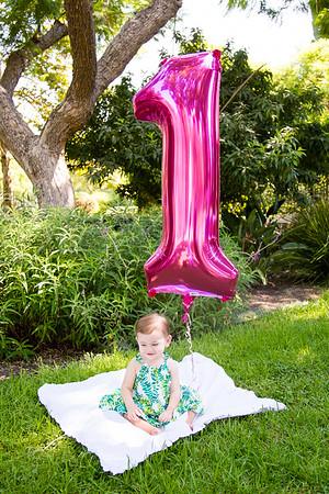 Ava's 1st Birthday Selects