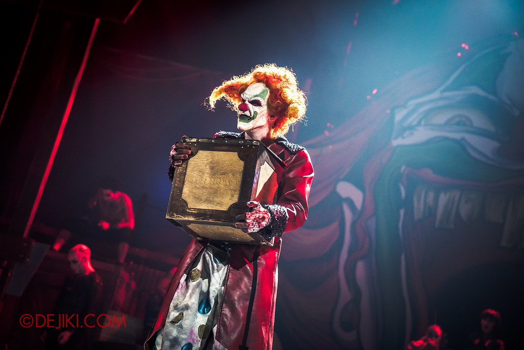Halloween Horror Nights 6 - Jack's Recurring Nightmare Circus /