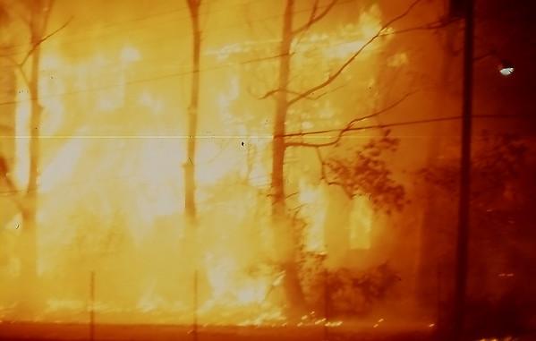 Lamartine St  - Jamacia Plain  9/11/1980