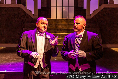 The Merry Widow Act 3