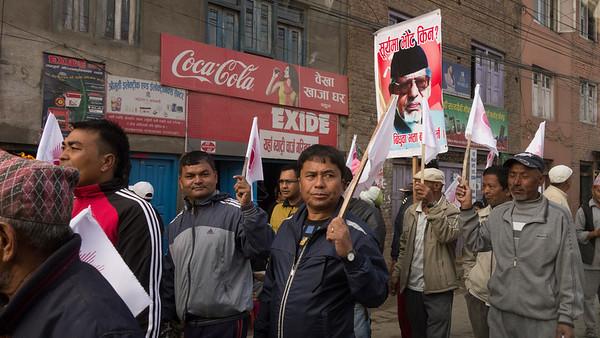 Nepal Manaslu 2013