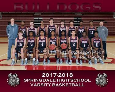 SHS Bulldog Basketball