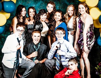 Banks Junior High - Promotion Dance 2012