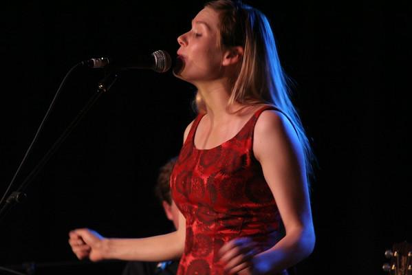 Andrea Lindsay Les acoustiques Studio Énergie 14-05-08