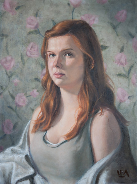 Portrait of melinda