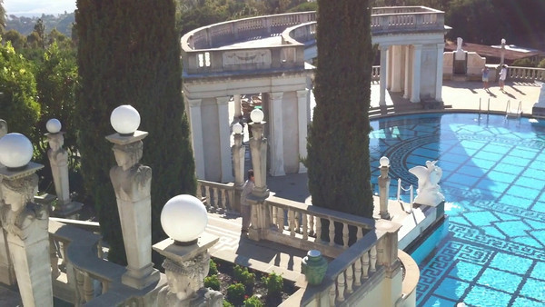 Hearst Castle 2010 - Gardens And Vistas (The Self Guided Tour)